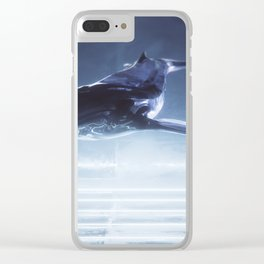 The N | e Collection_52 Hertz Clear iPhone Case