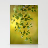 fern Stationery Cards featuring Fern by Mandy Disher