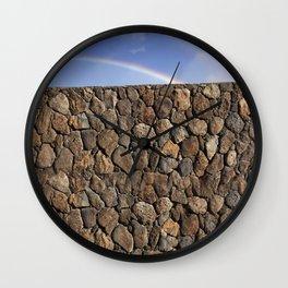 Kahala Sense Of Place. Wall Clock