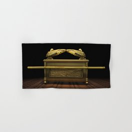 Ark of the Covenant Hand & Bath Towel