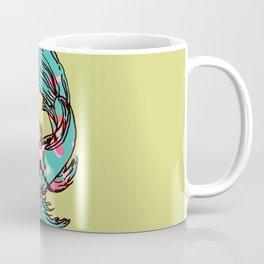 AriZona Butterfly Koi Coffee Mug