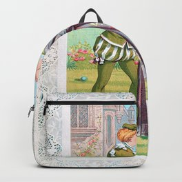 Kate Greenaway - Valentine, Blindfold - Digital Remastered Edition Backpack