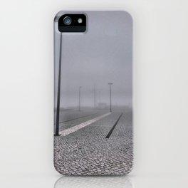 Mist iPhone Case