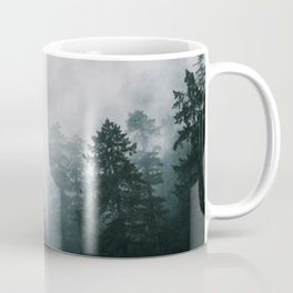 Forest Fog X Coffee Mug