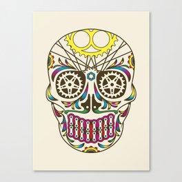 Dia de la Bicicleta Canvas Print