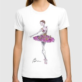 Anna Rose O'Sullivan as the Golden Vine Fairy, Sleeping Beauty T-shirt