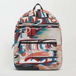Thunderbird Formline Drawing Backpack