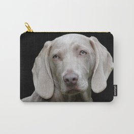 Weimaraner Dog Carry-All Pouch