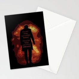 [ Doctor Who ] Eleven Matt Smith Akhaten Stationery Cards