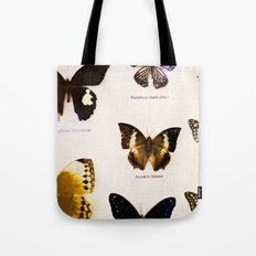 Forever Beautiful Butterfly Tote Bag