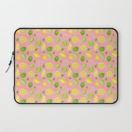 Pink Lemon Lime Rickey Laptop Sleeve