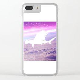 Hammerheadsharkasus Clear iPhone Case