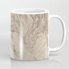 """Henri de Toulouse-Lautrec """"Guy et Mealy, dans Paris qui Marche"""" Coffee Mug"""