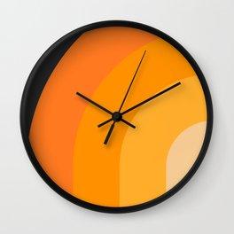 Retro 03 Wall Clock
