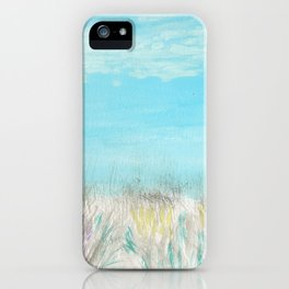 Seagulls by the Seashore iPhone Case