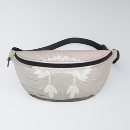 Your Vibe Attracts Your Tribe - Pacific Ocean Fanny Pack