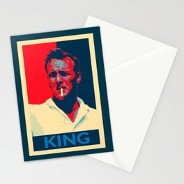 Arnold Palmer - The King Stationery Cards