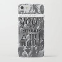 architect iPhone & iPod Cases featuring Dear Architect by Hugo Lopez