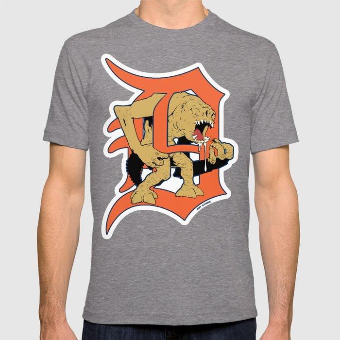 Detroit Rancors T-shirt