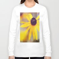 be happy Long Sleeve T-shirts featuring Happy by Bella Blue Photography