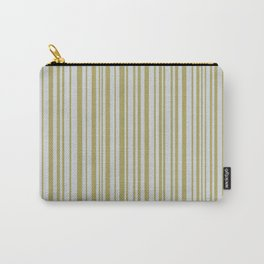 Lines 32 Gold on Platinum Carry-All Pouch