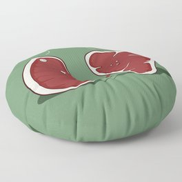 Nice to Meat You Floor Pillow
