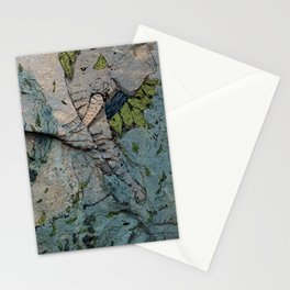 The Genie of the Lamp Stationery Cards