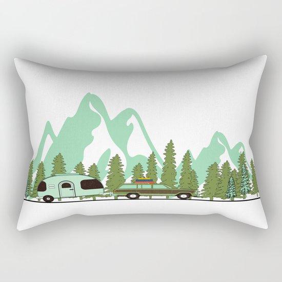Picture Rectangular Pillow