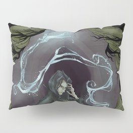 Tragically Ever After: Severus Snape Pillow Sham