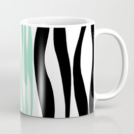 Ebb and Flow - Green (Mint) Coffee Mug