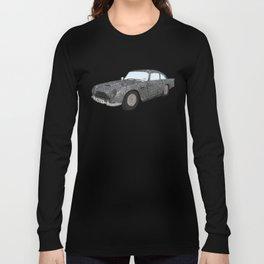 James Bond Aston Martin DB5 Long Sleeve T-shirt