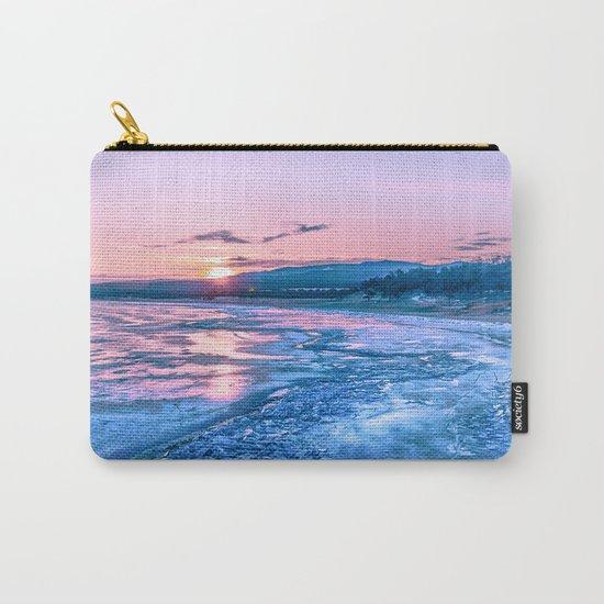 Baikal sunrise Carry-All Pouch