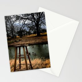 Stool - Color Stationery Cards