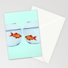 Two Fish Stationery Cards