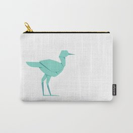 Origami Stork Carry-All Pouch