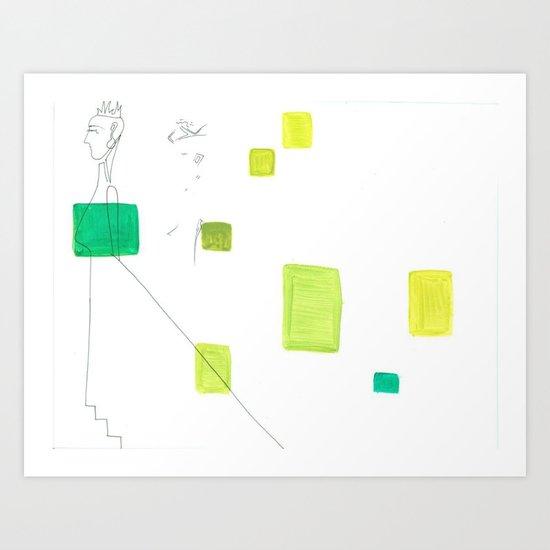 paper_5 Art Print