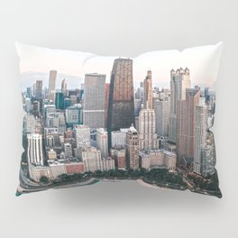 Chicago Pillow Sham