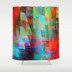syria Shower Curtain