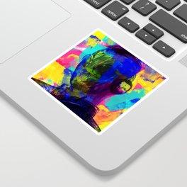 Robo Daze Sticker