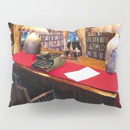 Pearl S Buck Library Pillow Sham