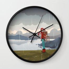 Remote Wall Clock