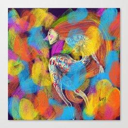 LVX. Canvas Print