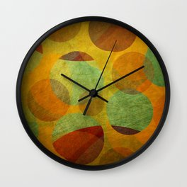 Perceptions Wall Clock