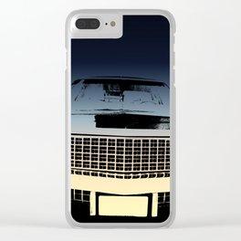 cadi Clear iPhone Case