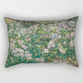 Windflowers by Gaines Ruger Donoho Rectangular Pillow