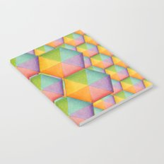 Rainbow Facets Notebook