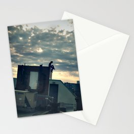 commence.  Stationery Cards