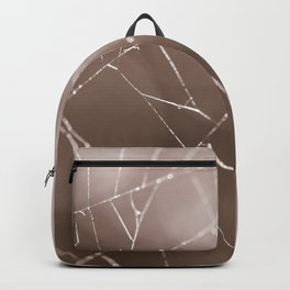 Once in a Dream - Spider Web Photo Backpack