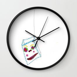 punching bag Wall Clock