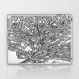 Mirall Trencat, Arbre de Vida Laptop & iPad Skin